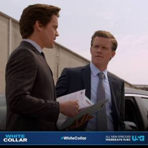 "RECENSIONE | 5×02 White Collar ""Out Of The Fraying Pan"""