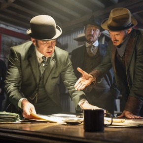 "Recensione | Ripper Street 2×05 ""Threads of Silk and Gold"""