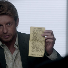 "Recensione | The Mentalist 6×09 ""My Blue Heaven"""