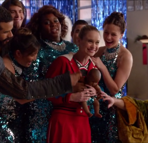 "Recensione | Glee 5×08 ""Previously Unaired Christmas"""