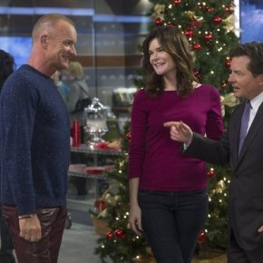 "Recensione | The Michael J. Fox Show 1×11 ""Christmas"""