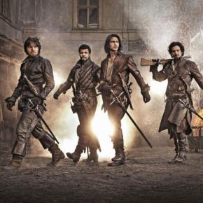 Recensapendolo | The Musketeers