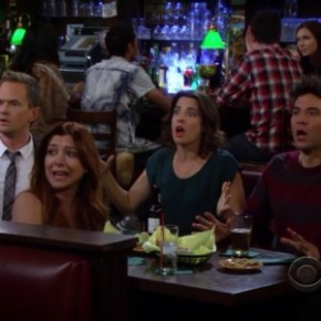 "Recensione | How I Met Your Mother 9×14 ""Slapsgiving 3: Slappointment in Slapmarra"""