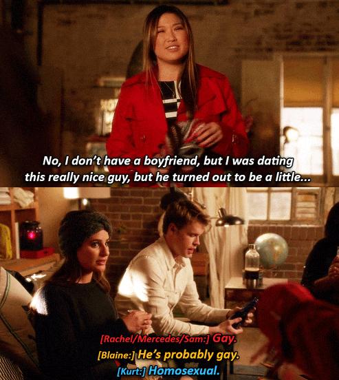 Che è Kurt da glee dating nella vita reale