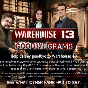 "Recensione | Warehouse 13 5×06 ""Series Finale"""