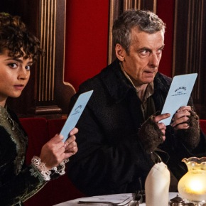 "Recensione | Doctor Who 8×01 ""Deep Breath"""