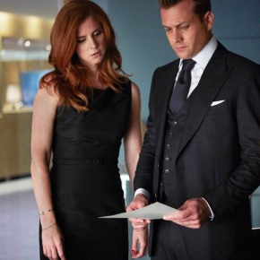News | Suits: 5 domande a Sarah Rafferty