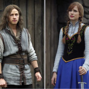 "Recensione | Once Upon A Time 4×02 ""White Out"""