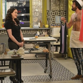 "Recensione | 2 Broke Girls 4×04 ""And the Old Bike Yarn"""