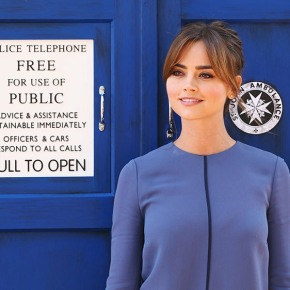 News | Jenna Coleman rimane in Doctor Who per la nona stagione