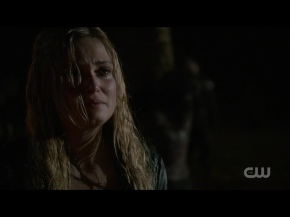 "Recensione | The 100 ""Spacewalker"" 2×08 mid-season finale"