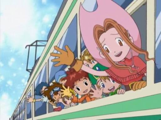 Digimon Adventure 01