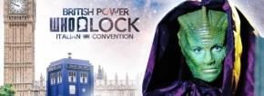 Convention | British Power: WholockConvention