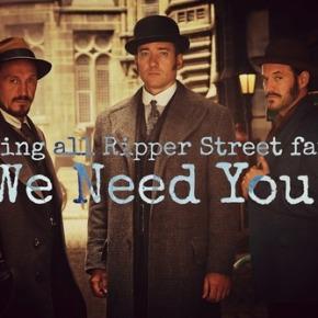 Cause Pelate | Lo strano destino delle serie non tradotte…Che fine ha fatto RipperStreet?