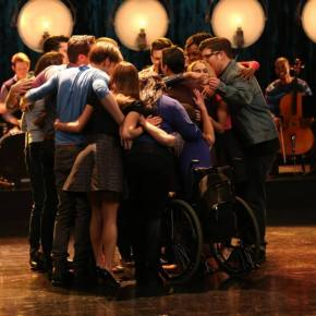 "Recensione | Glee 6×05 ""The Hurt Locker Part Two"" – 6×06 ""What The World Needs Now"""