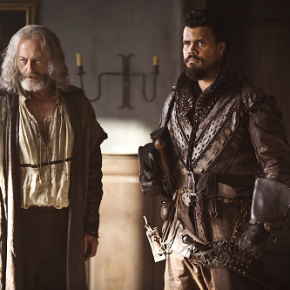 "Recensione | The Musketeers 2×08 ""The Prodigal Father"""