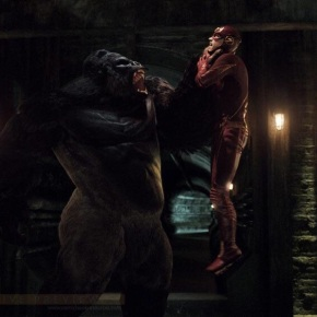 "Recensione | The Flash 1×21 ""Grodd Lives"""