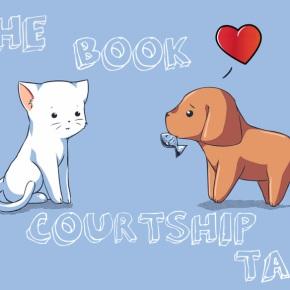 The Book CourtshipTag