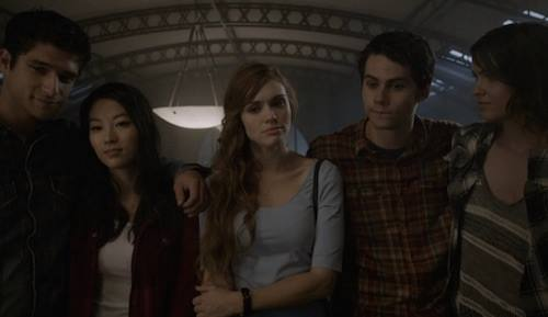 Recensione Teen Wolf 5 215 01 Creatures Of The Night Amp 5