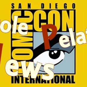 News | San Diego Comic Con: i Panel di The Player, Damien e Sherlock