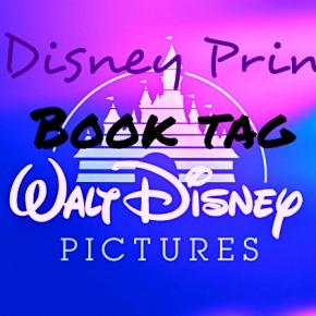 The Disney Princess booktag