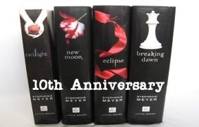 Throwback | The Twilight saga (BookEdition)