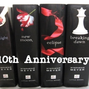 Throwback | The Twilight saga (Book Edition)