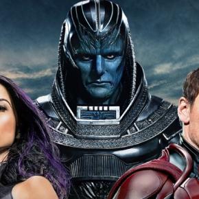 News | Trailer e poster 'X-men Apocalypse'