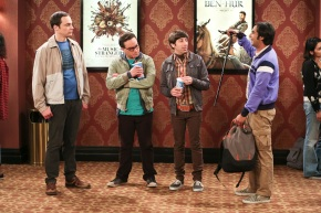 "Recensione | The Big Bang Theory 9×23 ""The Line Substitution Solution"""