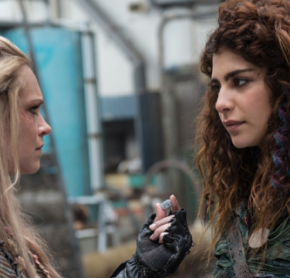 "Recensione | The 100 3×14 ""Red Sky at Morning"""