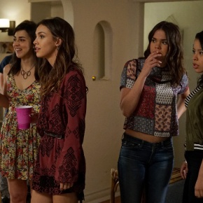 "Recensione | The Fosters 4×04 ""Now for Then"""