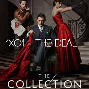 "Recensione | The Collection 1×01 ""The Deal"""
