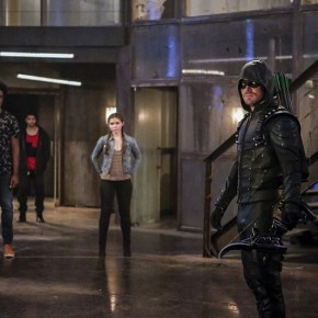 "Recensione | Arrow 5×02 ""The Recruits"""