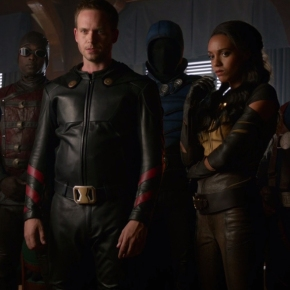"Recensione | Legends Of Tomorrow 2×02 ""Justice Society Of America"""
