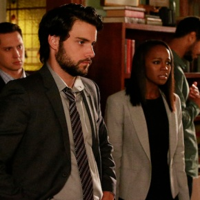 News | How To Get Away With Murder: Intervista all'uomo sotto illenzuolo