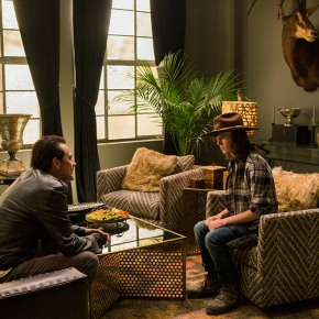 "Recensione | The Walking Dead 7×07 ""Sing me a song"""