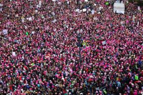 News   Le star alla Women'sMarch