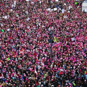 News | Le star alla Women'sMarch