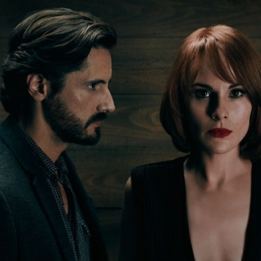 "Sapevatelo | ""Good Behavior""…when Mary Crawley goes bad(ass)."