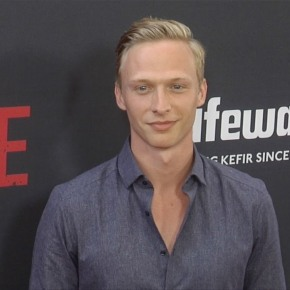 News | Shadowhunters: Will Tudor Sarà Sebastian