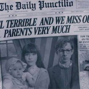 "Recensione | A series Of Unfortunate Events 1×01 e 1×02 ""The Bad Beginning"""