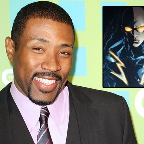 News | Cress Williams scelto per interpretare Black Lightning