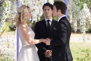 News | The Vampire Diaries: il vestito da sposa di Caroline