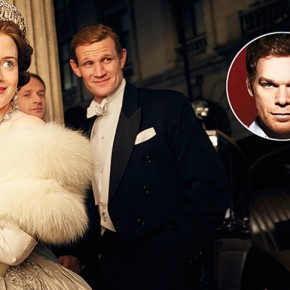 News | Michael C. Hall come JFK in TheCrown