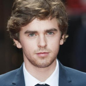 "News | Freddie Highmore in ""The Good Doctor"" della ABC"