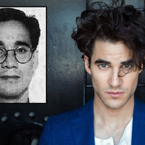 News | Darren Criss come Andrew Cunanan in Versace: American Crime Story
