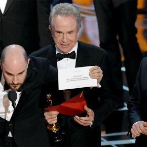 News | Oscar 2017: La La Land miglior film persbaglio!