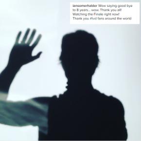News | I messaggi di addio del cast a The VampireDiaries