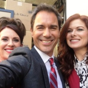 News | Prime foto dal set di Will&Grace