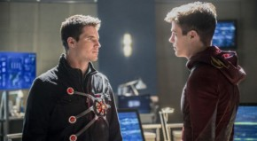 "Recensione | The Flash 3×16 ""Into The Speed Force"""